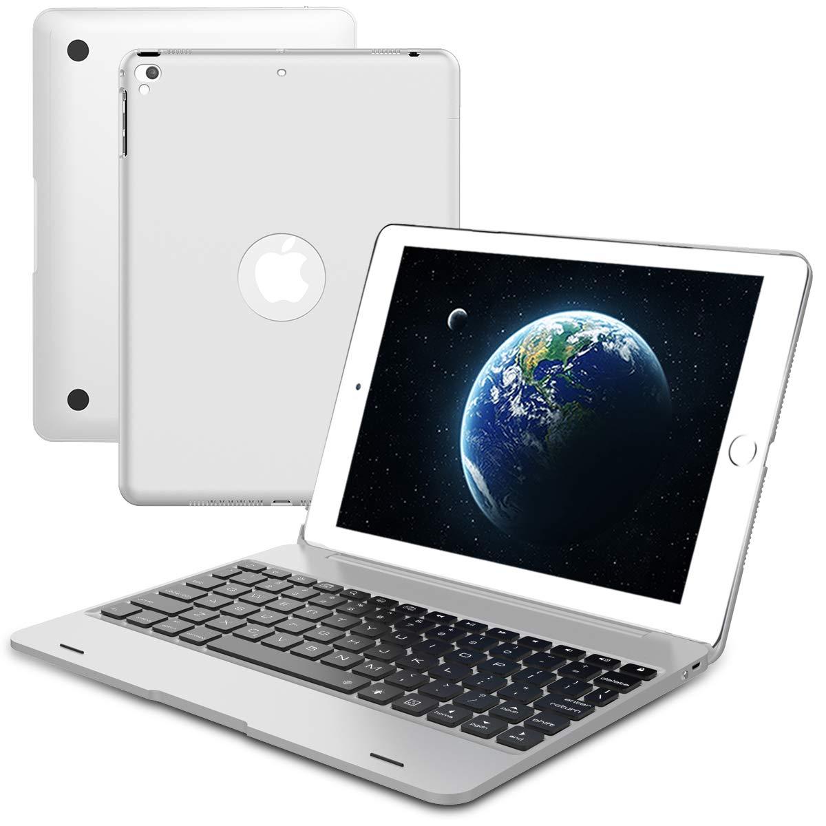 品多く 2018 New iPad 合う シェル New - スマートフォンケース バックケース Silver バックケース [ スリム 合う ] 重い 義務 保護 バックケース カバー スマートフォンケース シェル の 2018 New iPad - Silver Silver B07L3T8FCS, ヨイタマチ:62a8df5f --- a0267596.xsph.ru