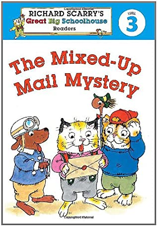 book cover of The Mixed-Up Mail Mystery