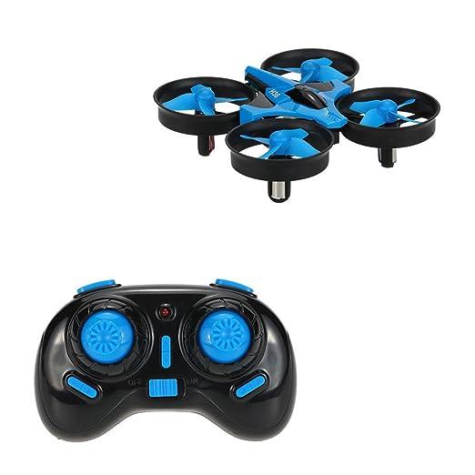 wildlead jjrc H36 RC dron Mini dron 2,4 GHz 4 CH 6 ejes giroscopio ...