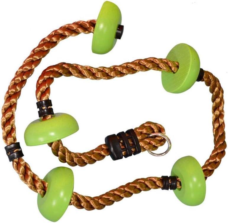 Opfury - Cuerda de escalada para exteriores, cuerda de ...