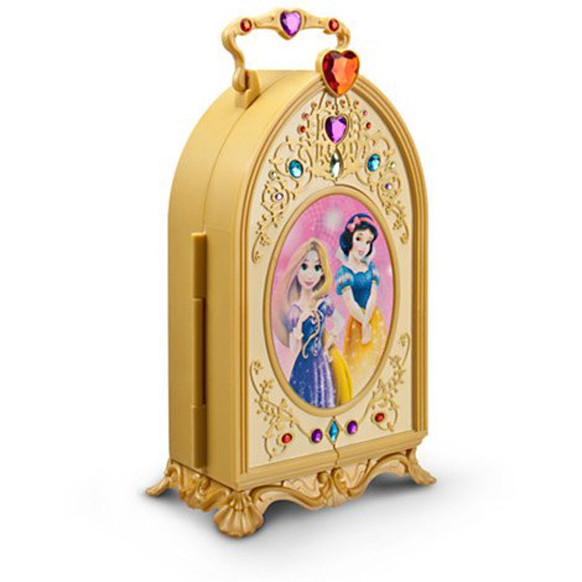 Amazoncom Disney Princess Magic Mirror Beauty Case Toddler