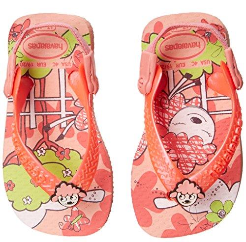 Pictures of Havaianas Kids Flip Flop Sandals Baby Animals/ 3