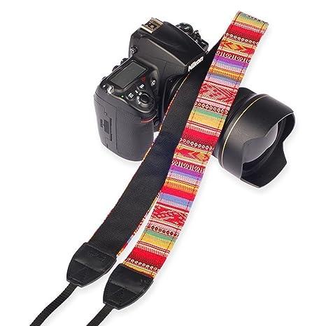 Anti-Slip Elastic Neoprene Quick Sling Strap for Camera Durable Color : Yellow