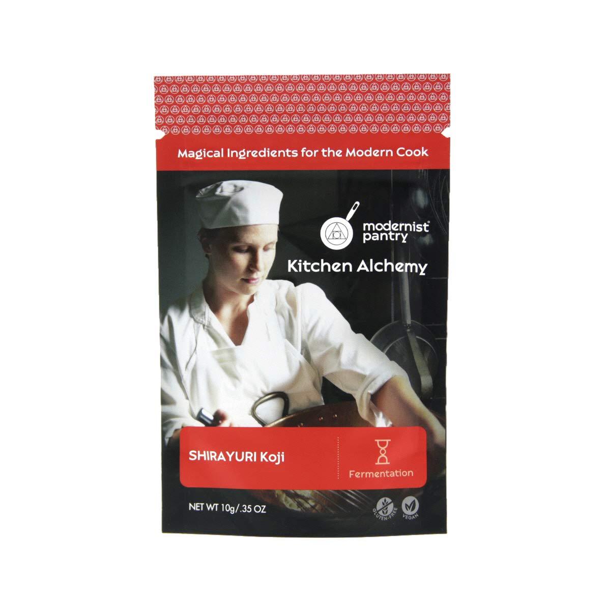 Shirayuri Koji [Aspergillus oryzae] Spores ❤ Gluten-Free ☮ Vegan - 10g/0.35oz