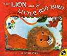 THE LION AND THE LITTLE RED BIRD (PAPERBACK) 1996 PUFFIN (Picture Puffins), by Elisa Kleven