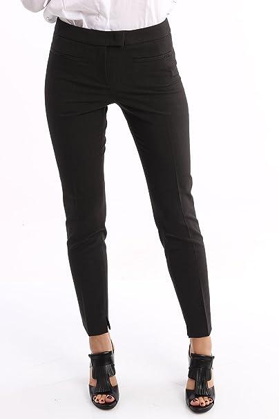 selezione premium 35a26 c6270 Seventy Pantaloni in Lana Stretch Antracite, Donna, Taglia ...