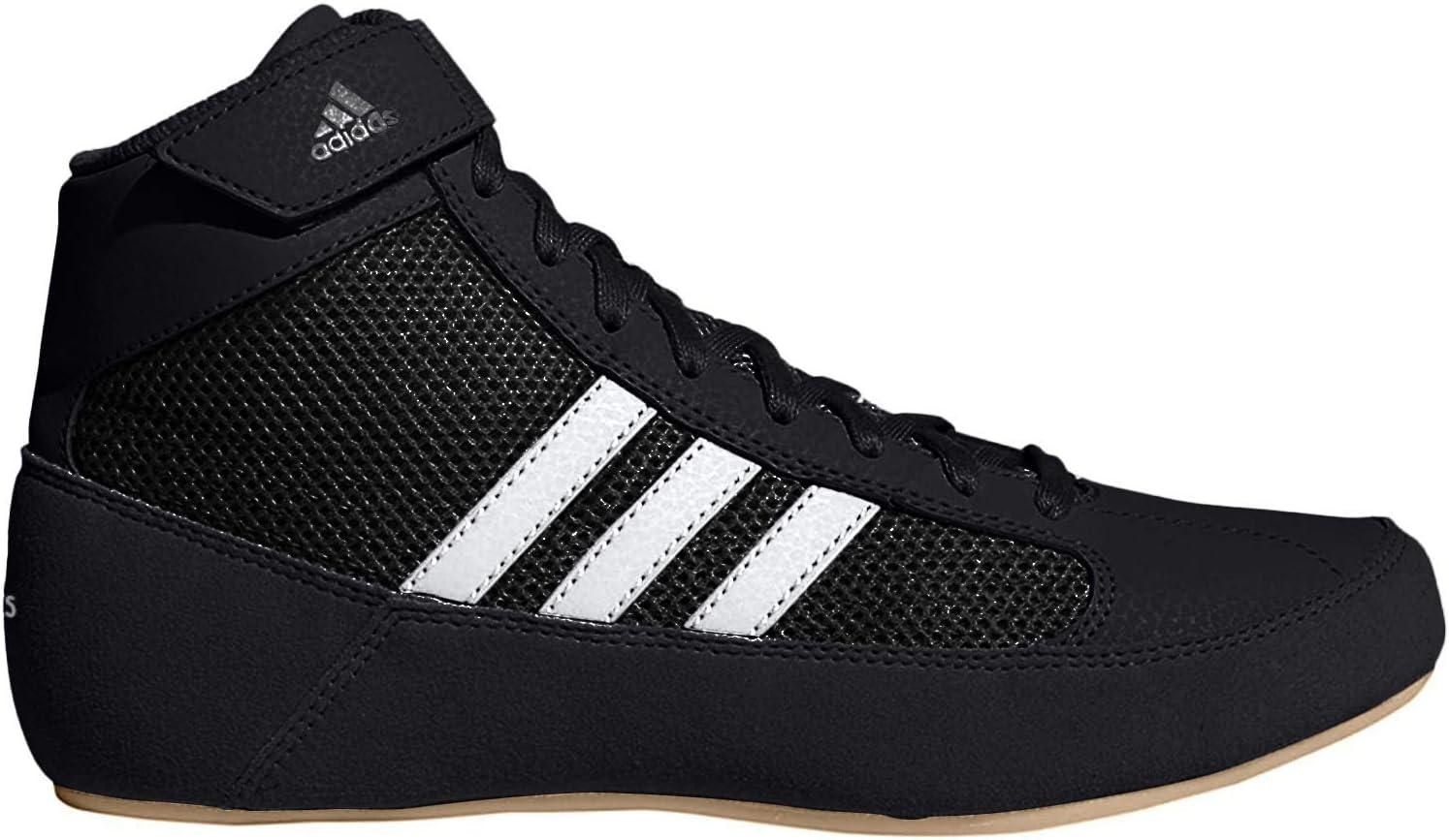 Adidas AQ3325 Tapis de lutte pour homme avec sangle de cheville 2 couleurs