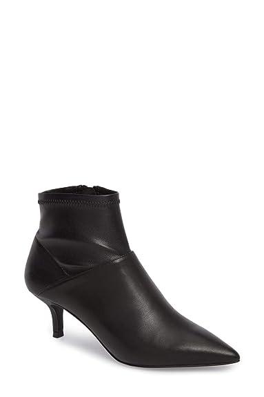 2612c8a4138 Steve Madden Femmes Vida Bottes Couleur Noir Black Taille 41 EU   9.5 Us   Amazon.fr  Chaussures et Sacs
