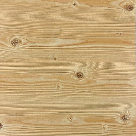 Klebefolie in rustikaler Holz-Optik [200 x 67,5cm] I ...