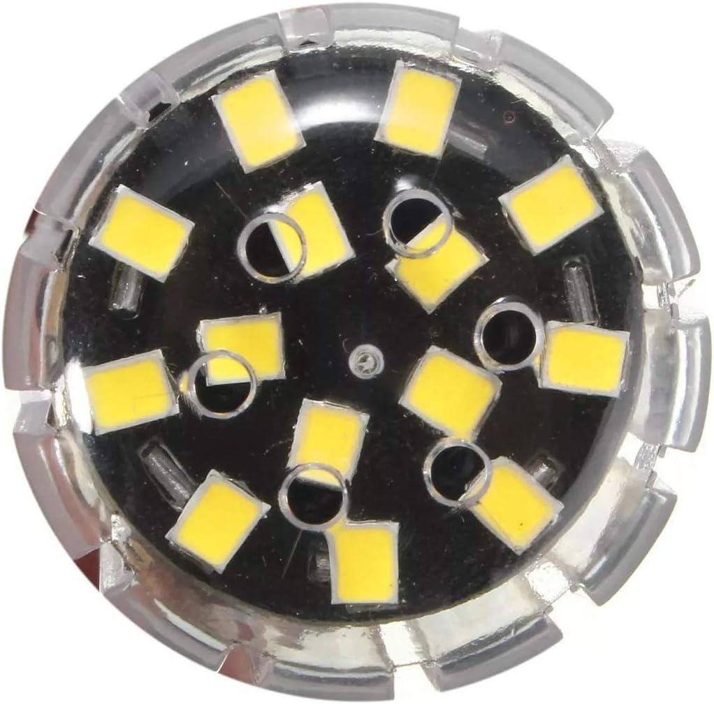 LPLCUICAN LED Bulbs GU10 9W 112 SMD 2835 LED Cover Corn White White Lamp Bulb Non-Dimmable AC220V White GU10