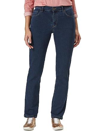 a589c7ee7b97 Pioneer - Regular Fit - Damen 5-Pocket Jeans in der Farbe blue superstone,