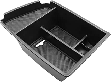 Cdefg Für Niro Mittelkonsole Aufbewahrungsbox Armlehne Multifunktionaler Aufbewahrung Auto Center Console Organizer Tray Innenraum Zubehöraum Zubehör Auto