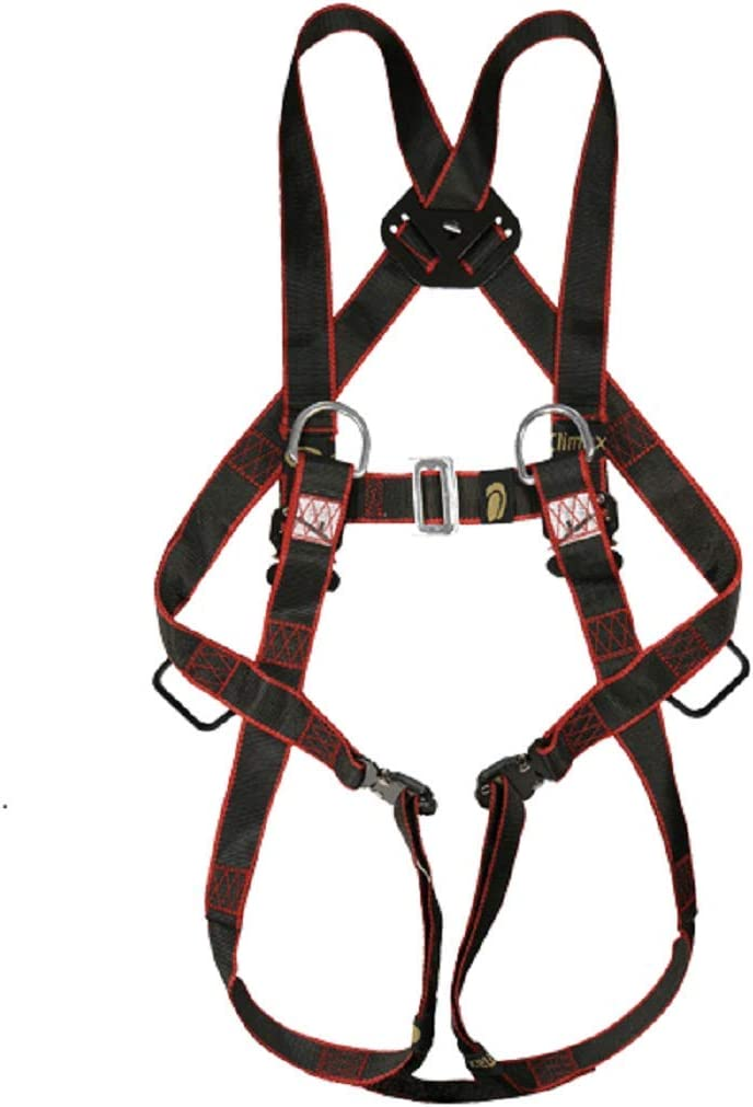 PROFI Sicherheitsgurt ATEX EN358 EN361 Auffanggurt Fallschutz Absturzsicherung Klettergurt
