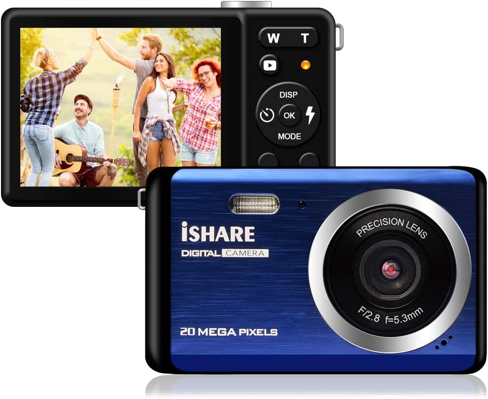 Top 5 Digital Cameras Under $ 50