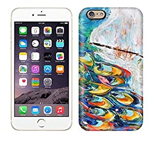 Case Cover PEACOCK Art NO.65/ Fashionable Case For Iphone 6 by runtopwell