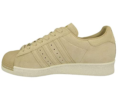 new product 3237c dad8c adidas Originals Superstar 80s Mens Trainers BB2227 Beige  Amazon.co.uk   Shoes   Bags