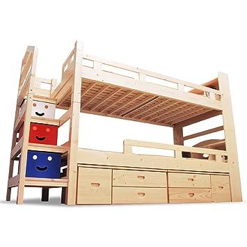 Amazon|【耐荷重 500kg・階段式】二段ベッド マークエックス ART 安心