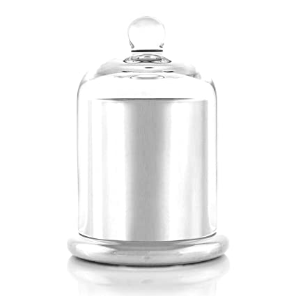 Amazon com: Empty Cloche Candle Jars Wholesale, Box of 12