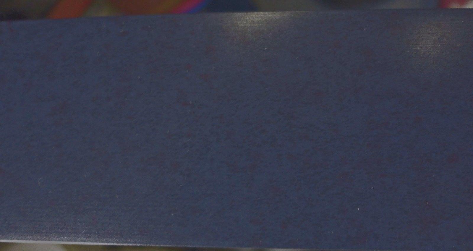 Navy Legacy Wilsonart 4561 PVC 1MM edgebanding 1-5/8'' x 120'' x .040'' thick