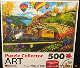 County Express 500pc Collector Puzzle by: Argus Fong