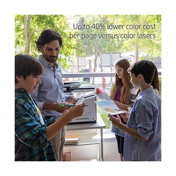 HP PageWide Pro 577dw Color Multifunction Business Printer with Wireless & Duplex Printing (D3Q21A)
