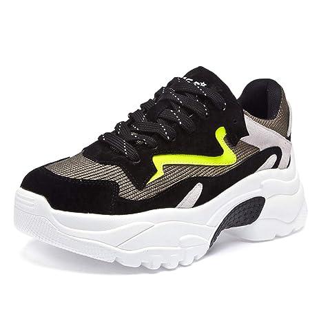 Amazon.com: ASO-SLING - Zapatillas de deporte para mujer ...