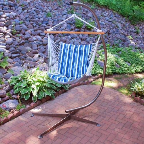 Superieur Amazon.com : Algoma 4750BR Hanging Chair Stand : Hammocks : Garden U0026 Outdoor