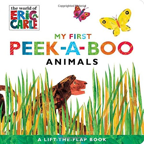 My First Peek-a-Boo Animals (The World of Eric -