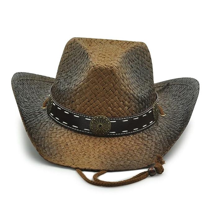 5c76ee07f88ad AccessHeadwear Old Stone Dan Men s Women s Unisex Cowboy Drifter ...