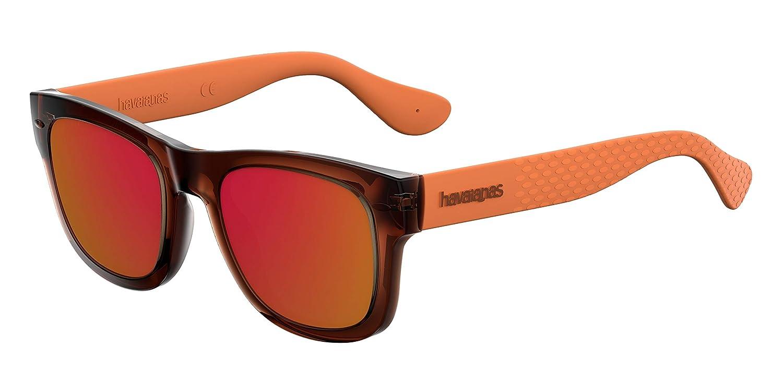 Havaianas PARATY/M UZ 22D 50 Gafas de sol, Marrón Ochre/Brown, Unisex Adulto