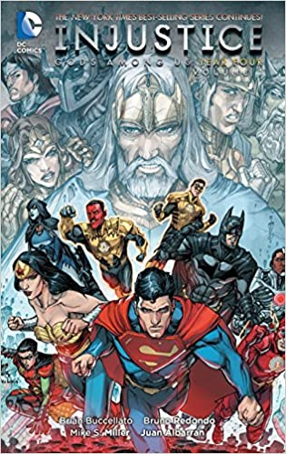 Injustice gods among us year 5 #1 online dating