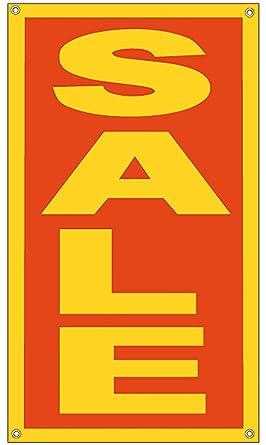 Amazon.com: Señal para ventana de venta con ventosas – 43.9 ...