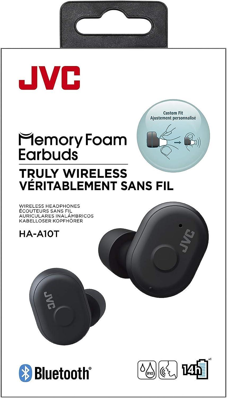 JVC Auriculares Inalámbricos HA-A10T-B-U Color Negro: Amazon.es: Electrónica