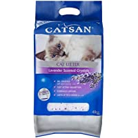 Catsan Lavender Crystal Litter 2 Packs, 2 Count