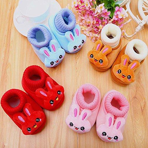 Mignon Newborn Baby Boy Chaussures Filles Chaussons Toddler Infant Chaussures de marche Douche Cadeau Bébé, # 04