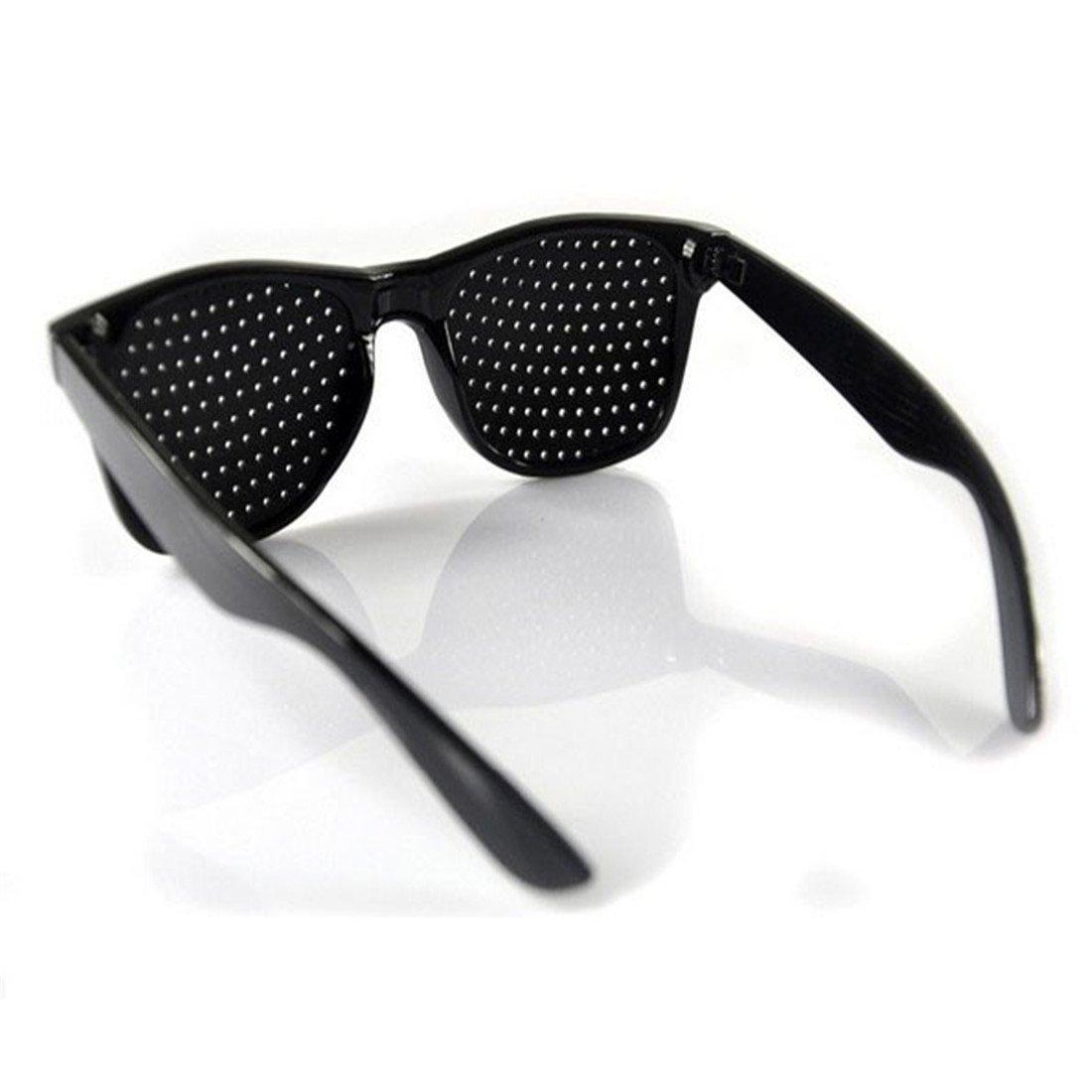 53ec7b52e68 Vision Care Pin Hole Sunglasses