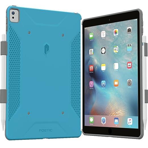 11 opinioni per Custodia iPad Pro 9,7, Poetic QuarterBack [Protezione Bumper/Spigoli][Doppia