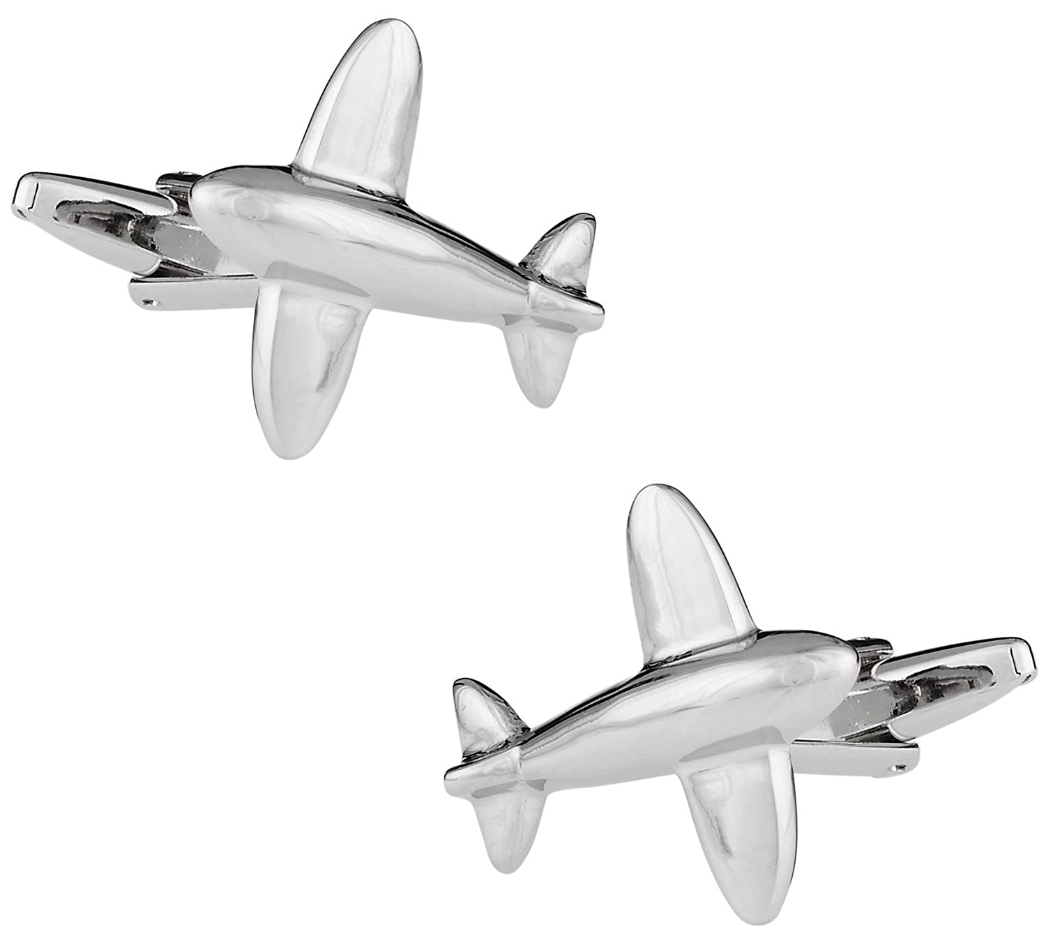 Cuff-Daddy Airplane Cufflinks CD-244