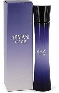 armani code perfume
