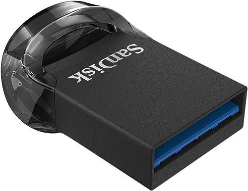 凑单佳品,闪迪SanDisk 256GB Ultra Fit USB 3.1迷你U盘