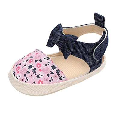 12 cm, White AutumnFall/® Infant Baby Boy Girl Soft Sole Crib Shoes Sneaker