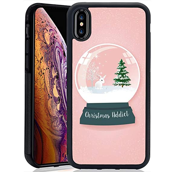 Christmas Snow Globe iphone case
