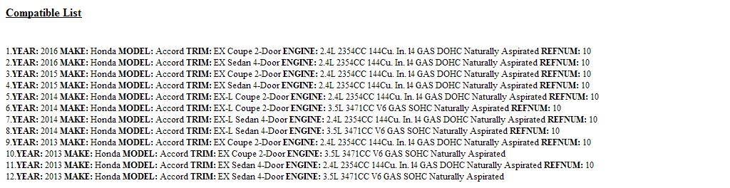 Honda Genuine 82940-T2F-A21ZB Headrest Assembly Center Rear
