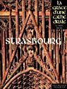 Strasbourg - la Grace d'une Cathédrale par La nuée bleue