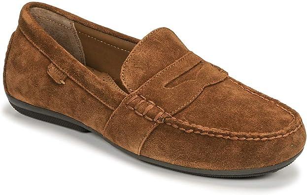 Polo RALPH LAUREN Reynold Mocasín & Zapatos náuticos Hombres ...
