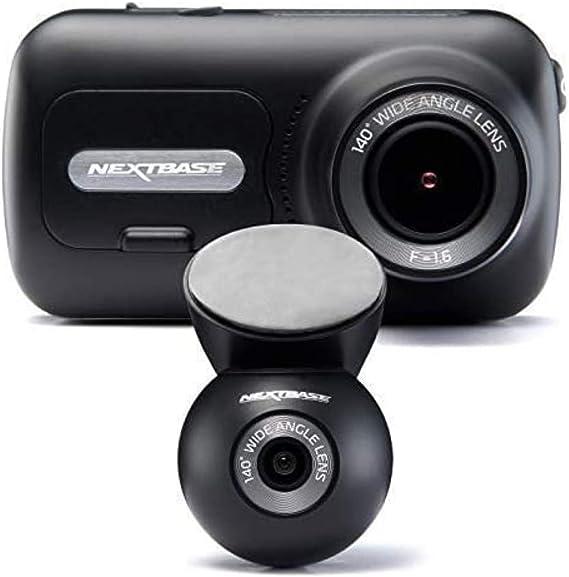 Nextbase 322gw Dashcam Auto Vorne Hinten Frontkamera Elektronik