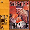 Sabbath's Theater Audiobook by Philip Roth Narrated by David Dukes