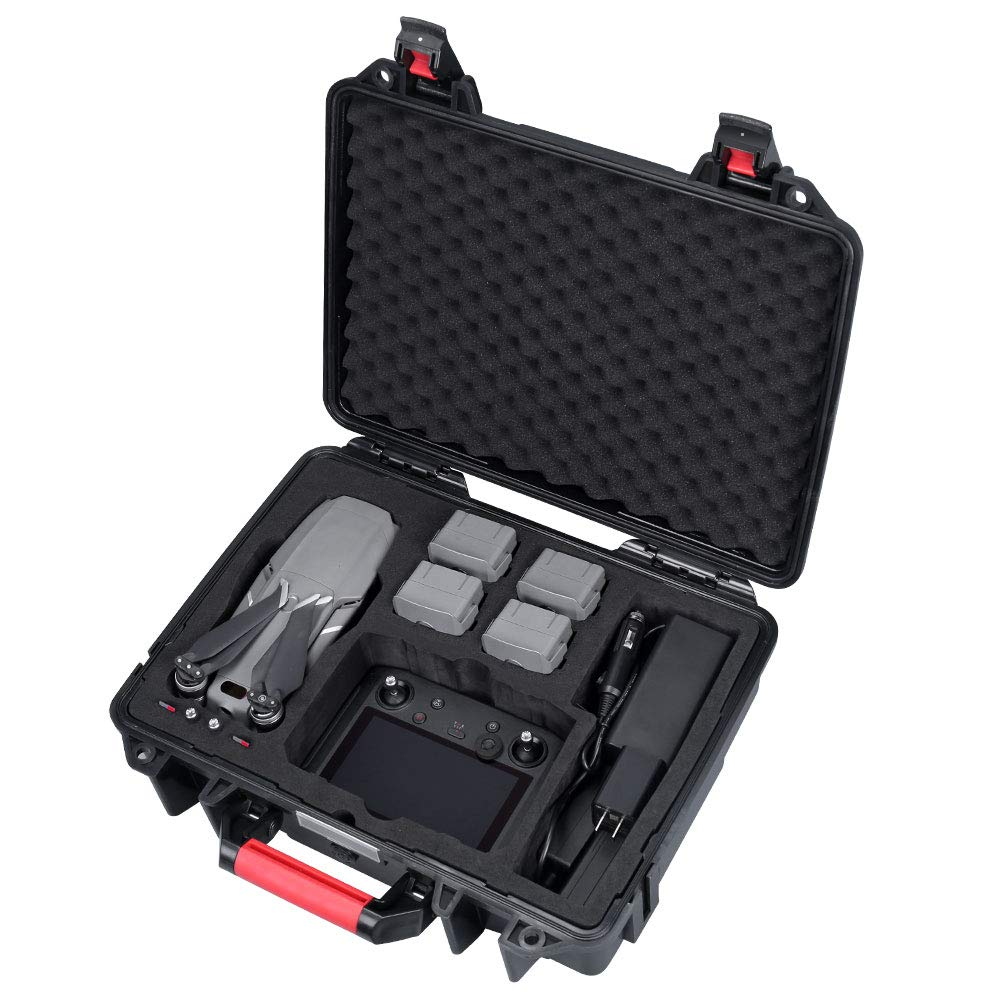 Smatree Carrying Case Compatible with DJI Mavic 2 Pro/DJI Mavic 2 Zoom and DJI Smart Controller by Smatree (Image #1)