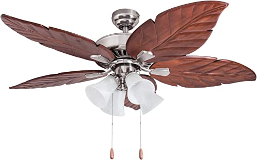 Prominence Home 50662-01 Grayton Tropical Ceiling Fan