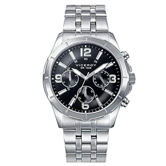 17dc8cf825ef Reloj Viceroy - Hombre 40521-55  Amazon.es  Relojes